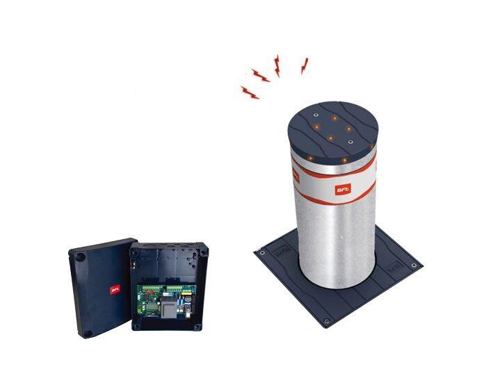 BFT STOPPY MBB 230V 219/700 LIC Automātiskais elektromehāniskais BOLLARDS/ Bloķētājs