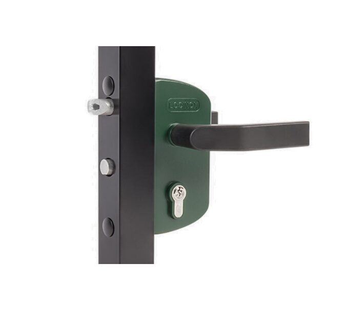 Gājēju veramo vārtu slēdzene LOCINOX poliamīda 40mm