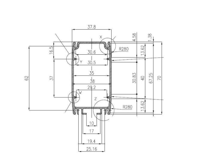 BFT MOOVI 30 230V 3m Automātiskās paceļamās barjeras KOMPLEKTS