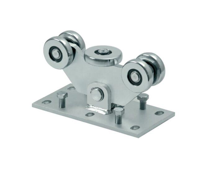 COMUNELLO Bīdāmo vārtu ruļļu bloks PICCOLO 350/5 CGS cinkots
