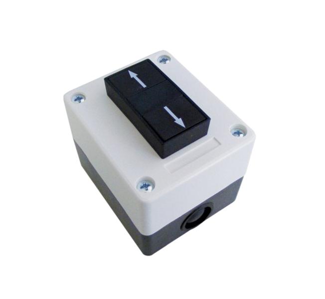 BFT SPC2 ārējais divu pogu panelis ATVĒRT/AIZVĒRT