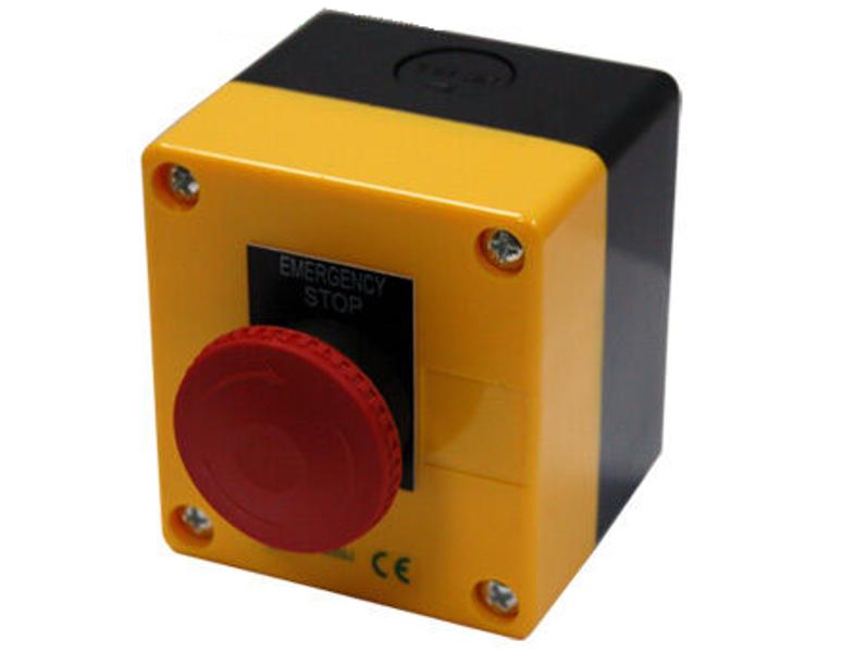 BFT SPCE ārējais avārijas pogas panelis