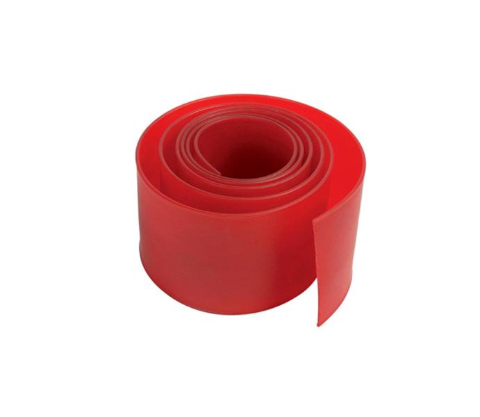 BFT PCA ATM5 Strēles PVC uzlika aizsarggumija (sarkana)