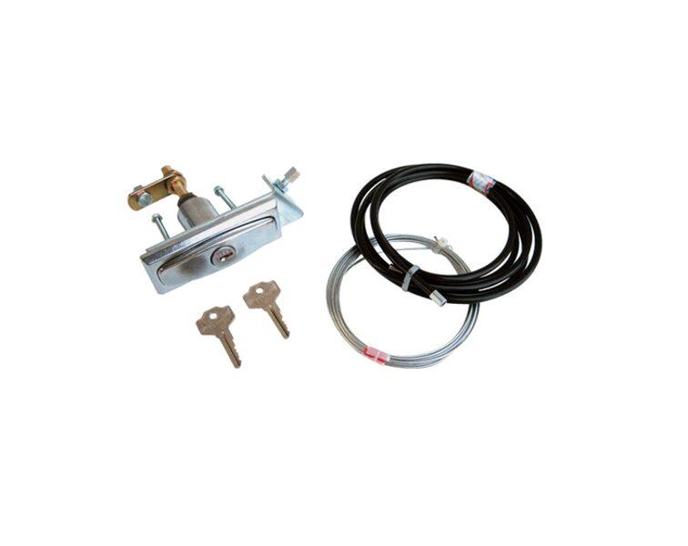 BFT SET/S Mehāniskā slēdzene paceļamo vārtu atbrīvošanai