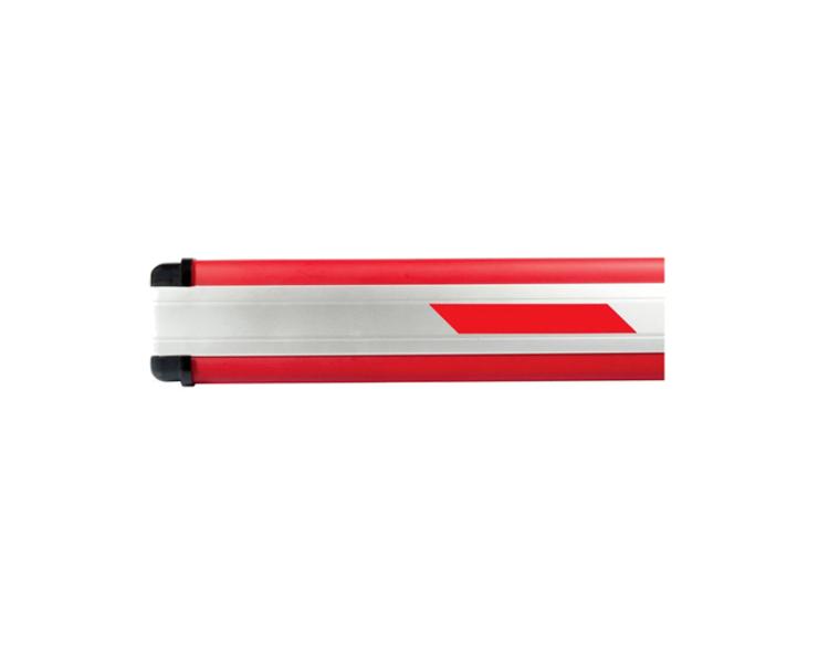 SOMFY LEVIXO Strēles PVC uzlika aizsarggumija 12m (sarkana)