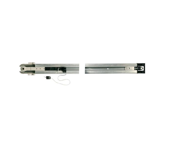 SOMFY paceļamo garāžas vārtu viengabala sliede ar siksnu 2900mm