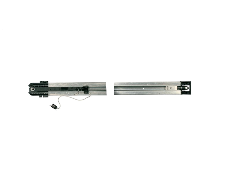 SOMFY PASTIPRINĀTA paceļamo garāžas vārtu viengabala sliede ar ķēdi 2900mm